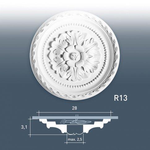 Rozeta Dekoracyjna R13