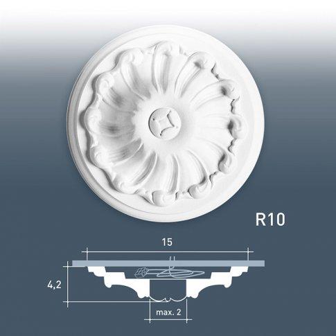 Rozeta Dekoracyjna R10