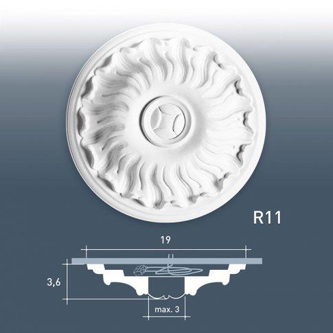 Rozeta Dekoracyjna R11