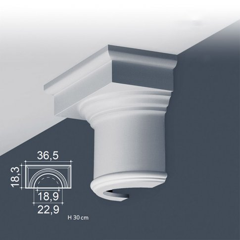 Zwieńczenie kolumny k1111