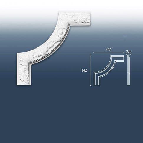 Narożnik Dekoracyjny P101a Orac