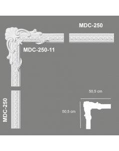 Narożnik Ozdobny MDC-250-11