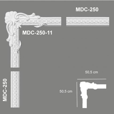 Narożnik Ozdobny mDC 250 11