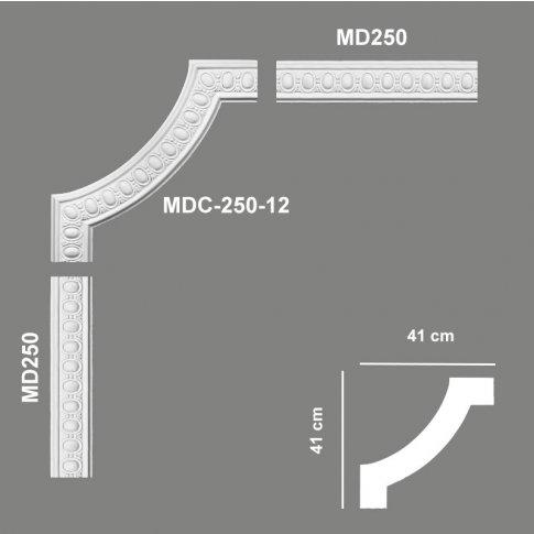 Narożnik Dekoracyjny mDC 250 12