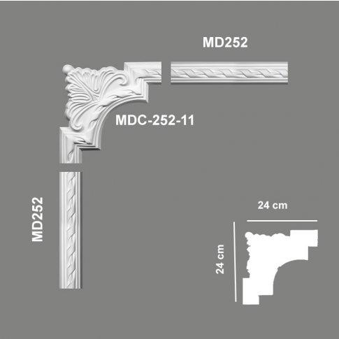 Narożnik Dekoracyjny mDC 252 11
