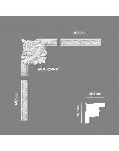 Narożnik Ozdobny MDC258-13