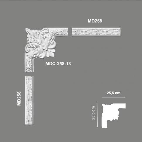 Narożnik Ozdobny mDC 258 13