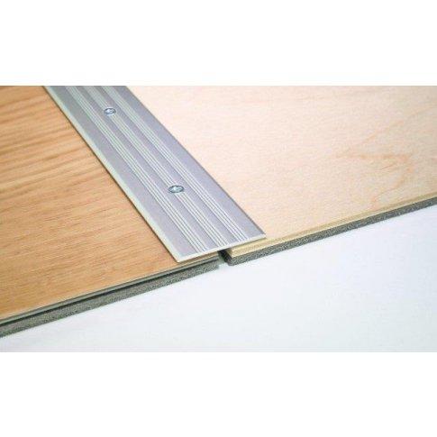 Listwa łącząca panele i płytki nawiercana 629
