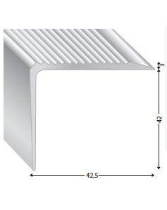 Listwa do schodów aluminiowa 3103SU