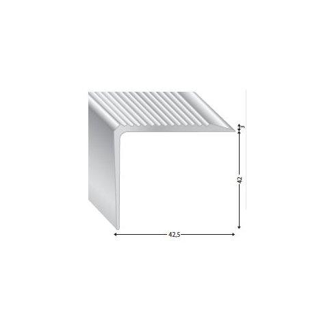 Aluminiowa listwa do schodów 3103SU