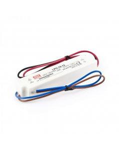 Zasilacz LED MEAN WELL 12V/18W wodoodporny IP67