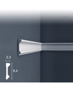 Listwa ścienna DX121-2300