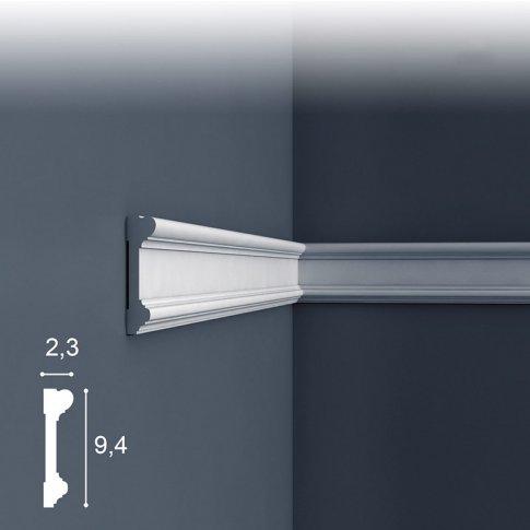 Profil Multifunkcjonalny DX121 2300