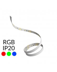 TAŚMA LED 300 RGB IP 20 SMD 5050 12V