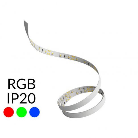 taśma led rgb ip20