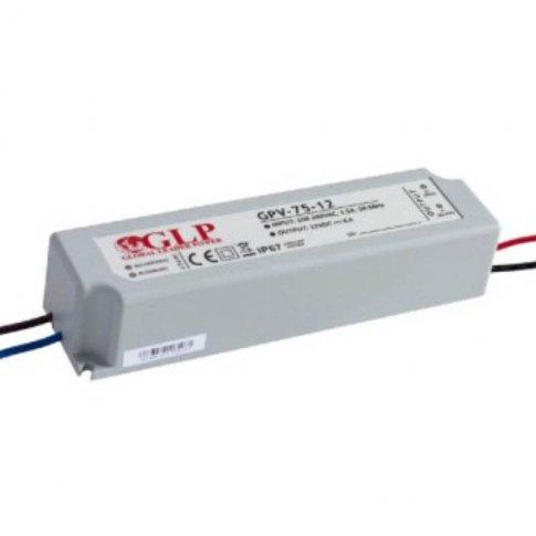 Zasilacz impulsowy IP67 75w
