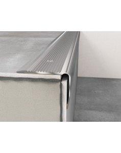 Listwa schodowa aluminiowa PS8 1,2 m (opak. 4 szt.)