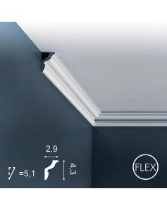 Listwa Sufitowa CX148 Flex