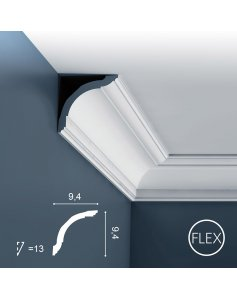 Listwa Sufitowa CX127 Flex