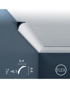 Listwa Sufitowa CX109 Flex