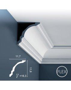 Listwa Sufitowa CX106 Flex