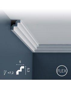 Listwa Sufitowa C602 Flex