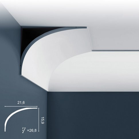 Listwa sufitowa C990