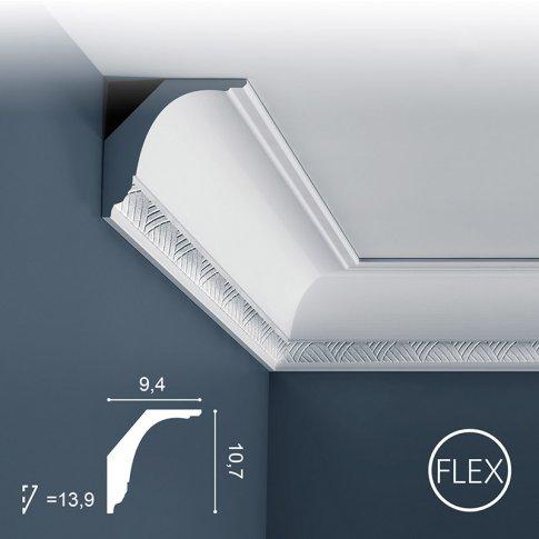 Listwa sufitowa C402 Flex