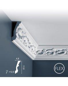 Listwa Sufitowa C201 Flex