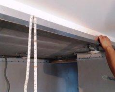 Jak zamontować taśmę LED na suficie
